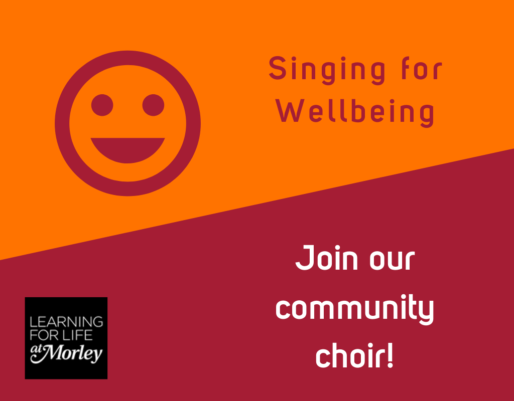 Singing for Wellbeing logo